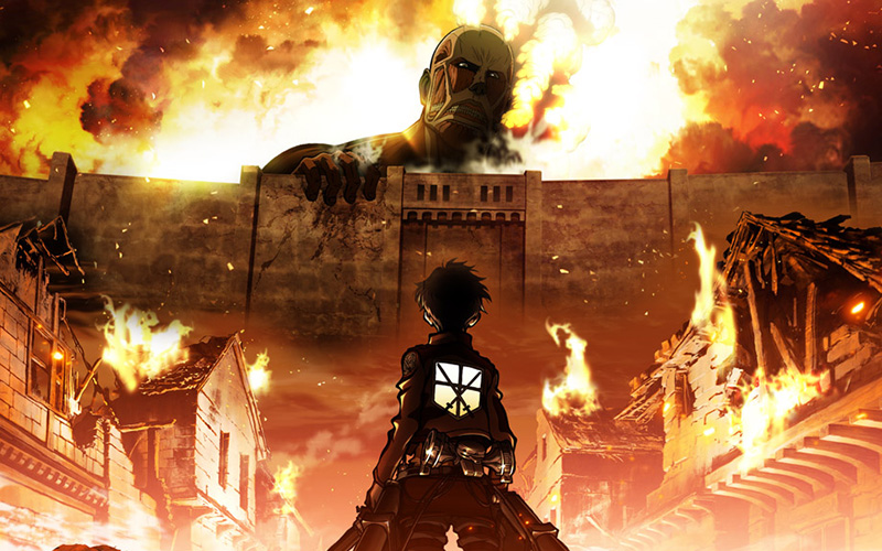 attack on titan season 2 dubbed online free