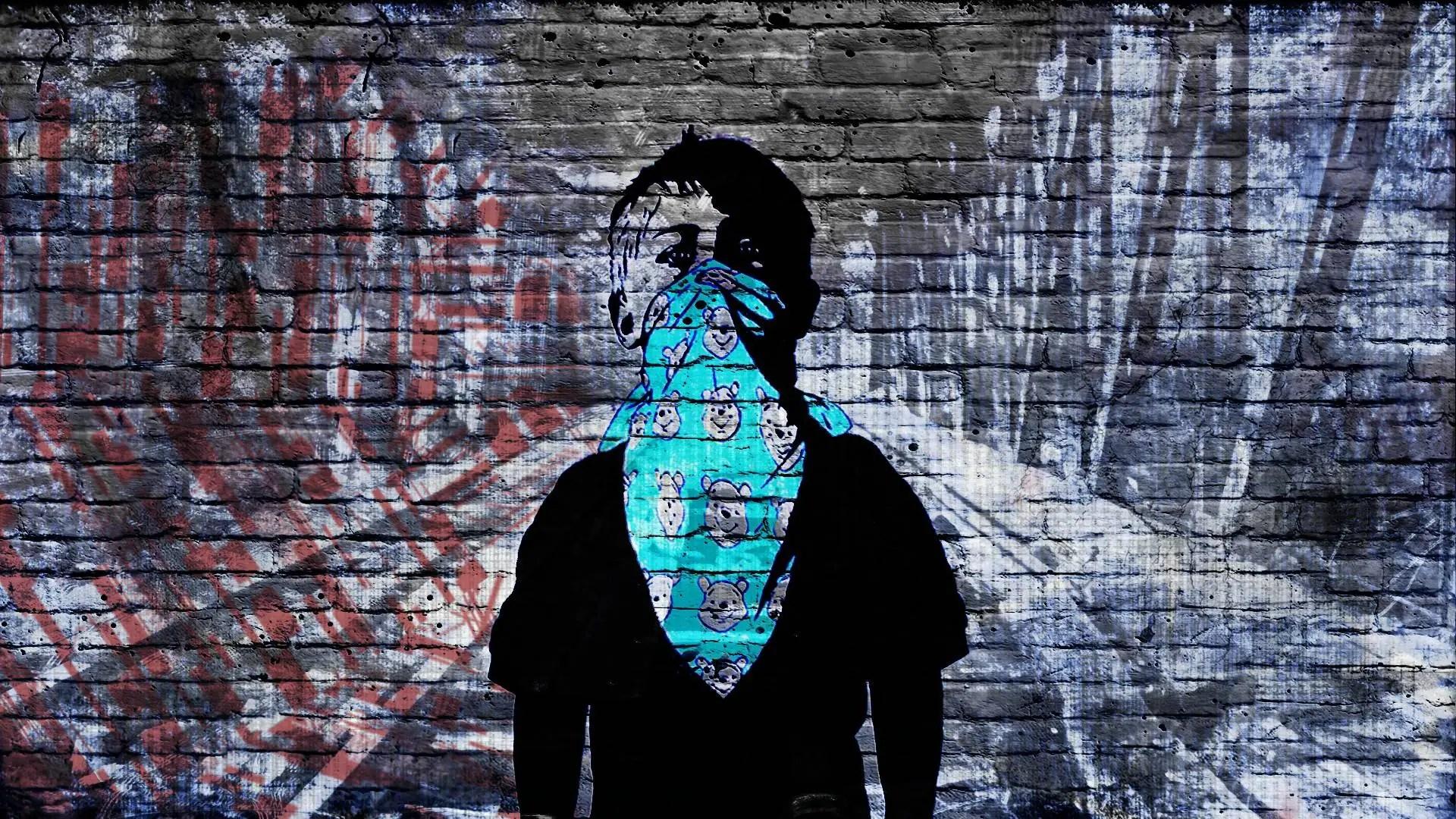 Cool Trippy Wallpaper boy wall