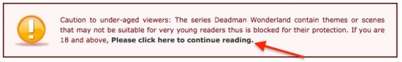 Deadman Wonder lang age