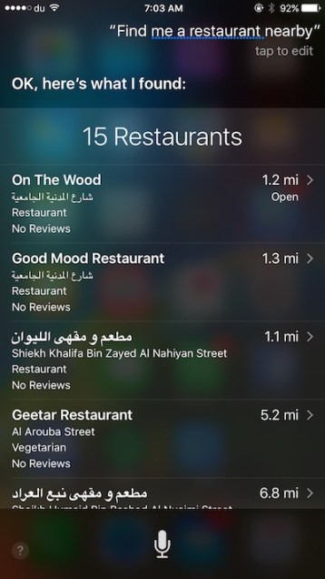 Food Restaurant Near me