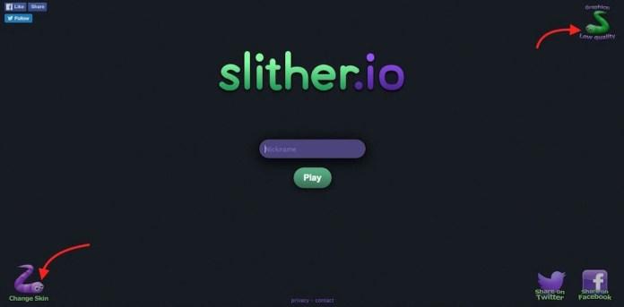 Slither Web Skin