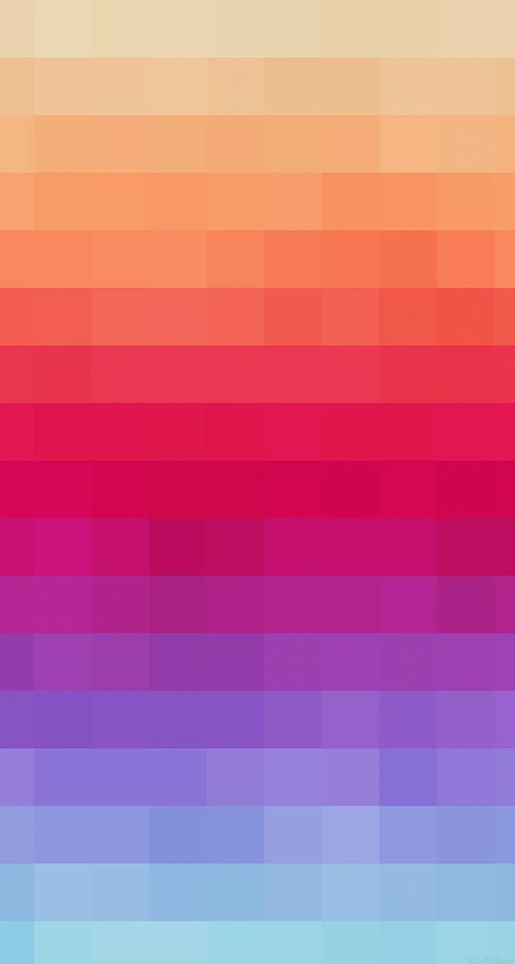 color line wechat theme