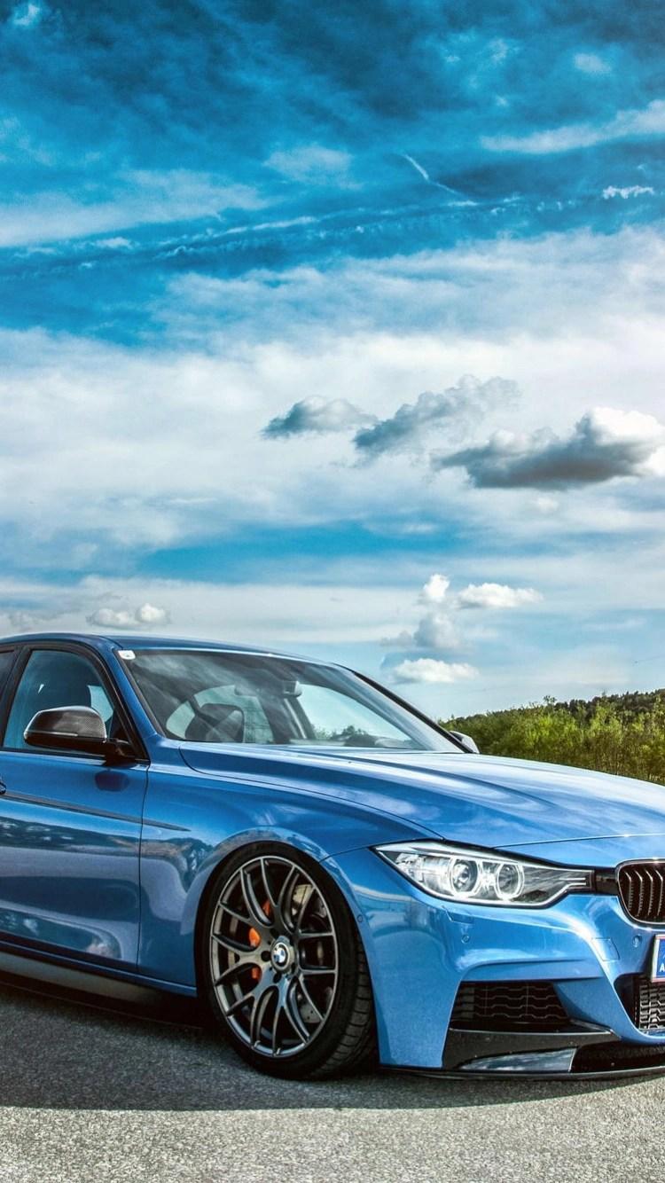 iPhone 7 BMW car wallpaper