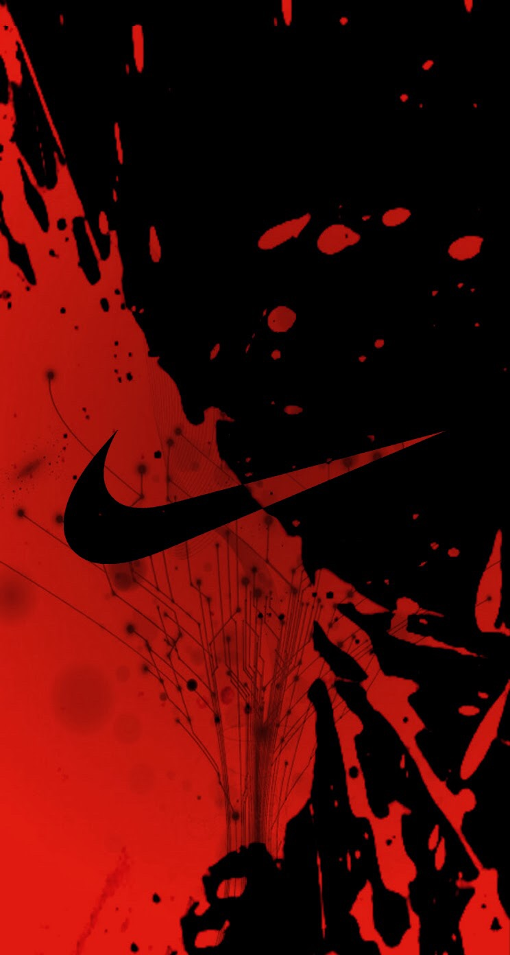 nike red wechat theme