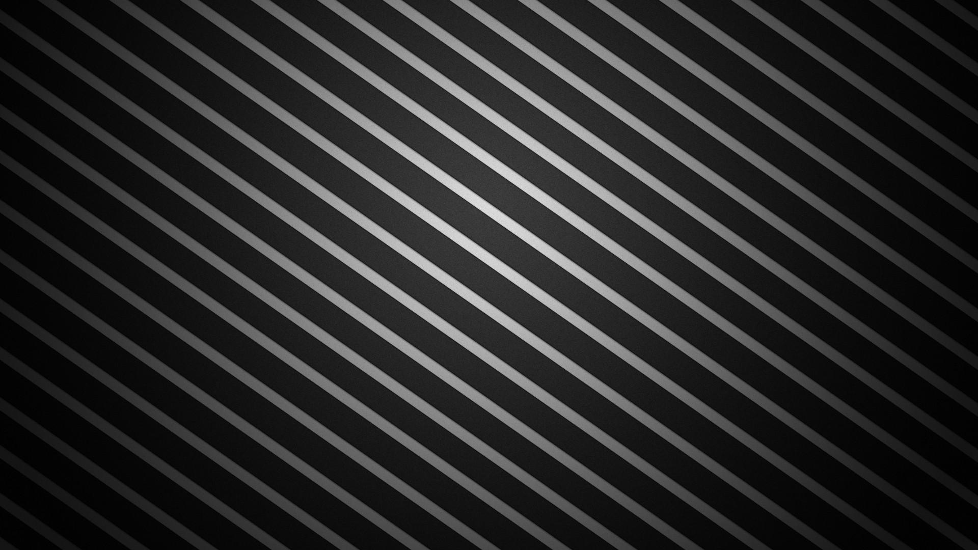 Striped Black Wallpaper