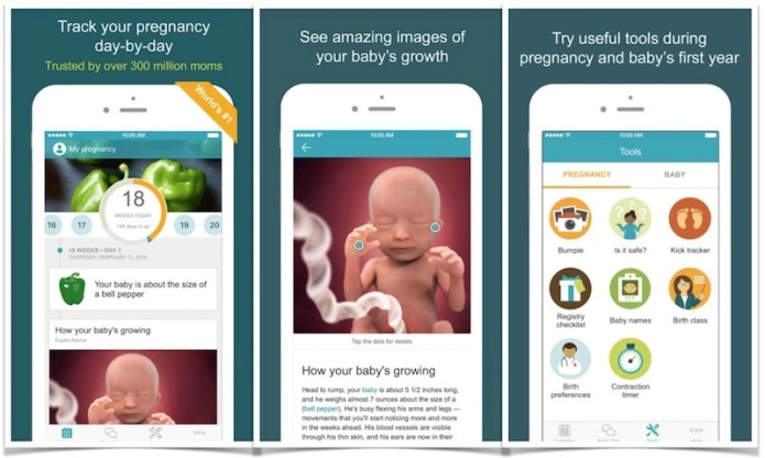 pregnancy-apps
