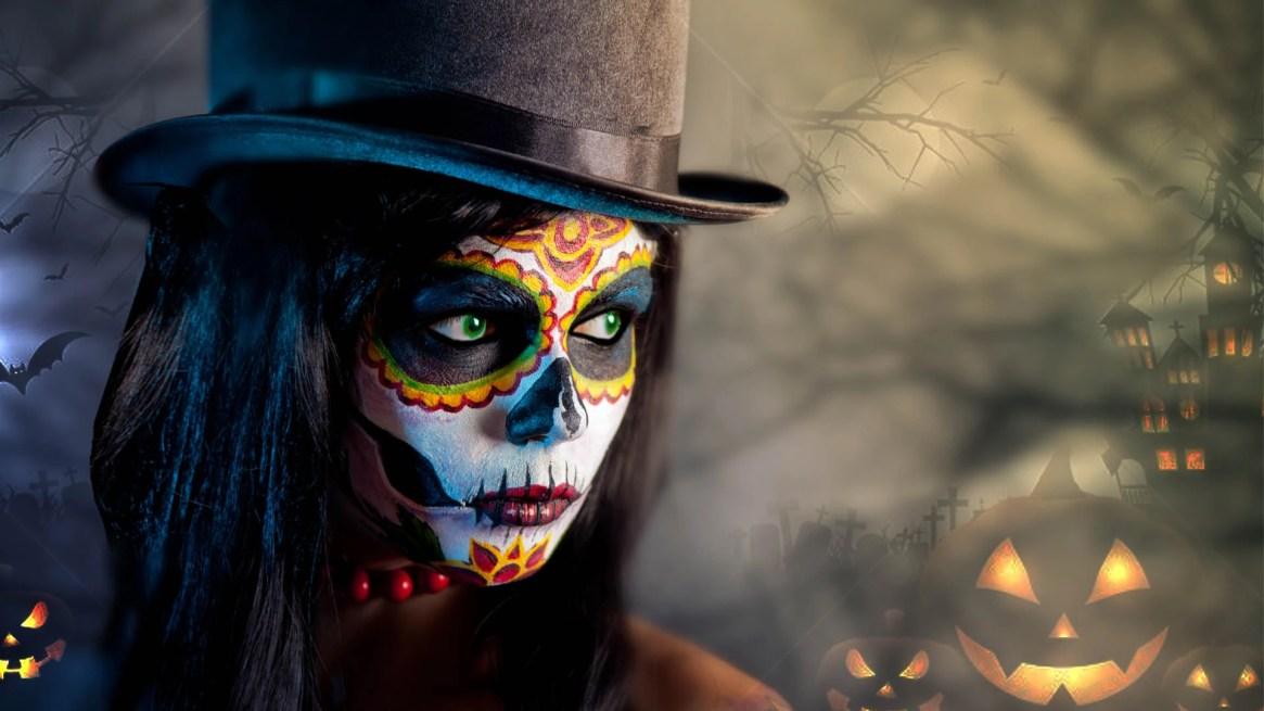 halloween-image-with-horror-girl