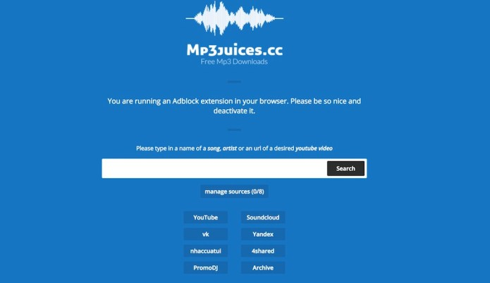 Music Search Engine Sites To Search & Download MP3