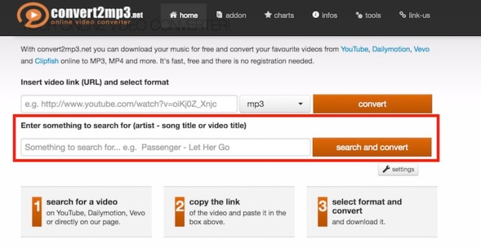 youtube-music-search-and-download