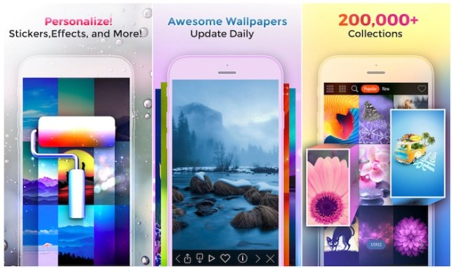 Best Wallpaper Apps For iPhones