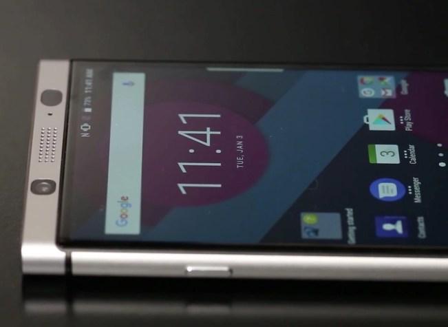 Blackberry Mercury Dtek70
