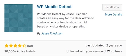 wp-mobile-detect