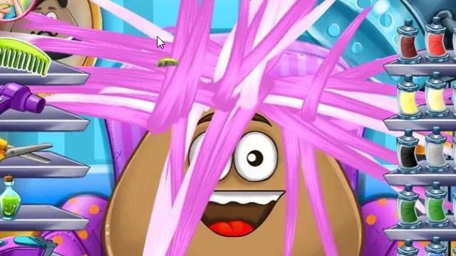 Pou Hair