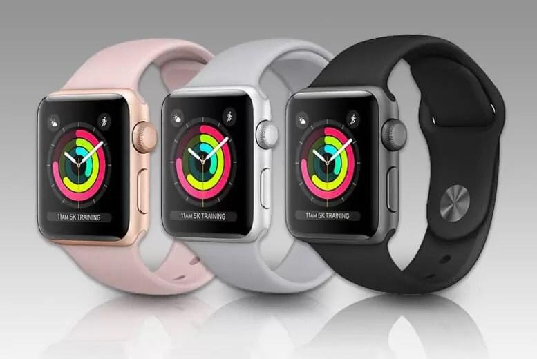 Apple Watch 3 cel mai bun smartwatch de buget pentru utilizatorii de Iphone Apple