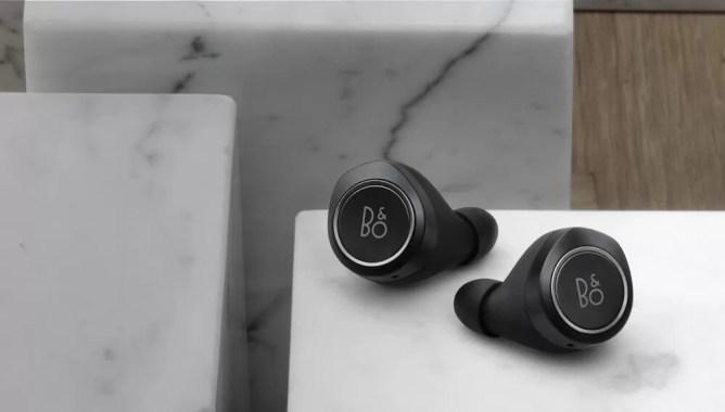 Bang & Olufsen b & o beoplay e8 cele mai bune casti wireless bluetooth true pentru calitatea apelurilor