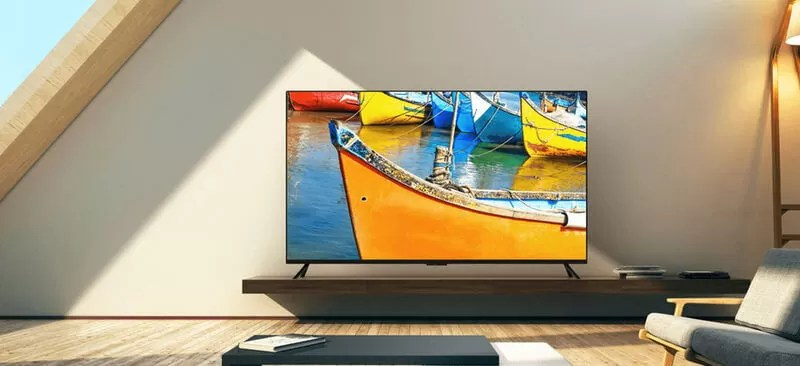 Samsung 55RU7102 smart tv bun diagonala medie