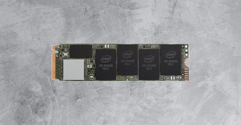 Intel® 660p Series cel mai bun ssd pentru laptop