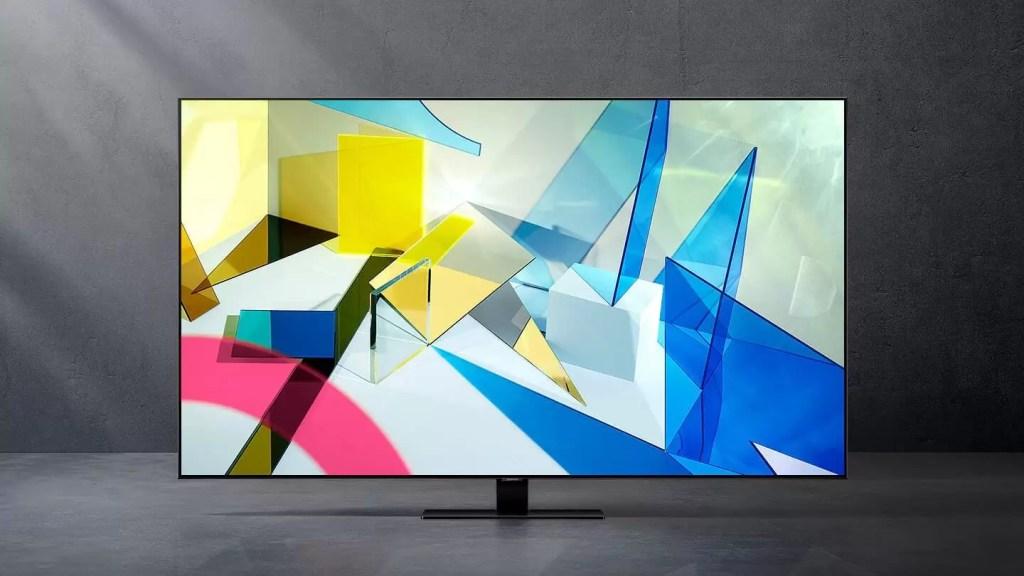 Samsung 55Q80T - Cel mai bun televizor Samsung