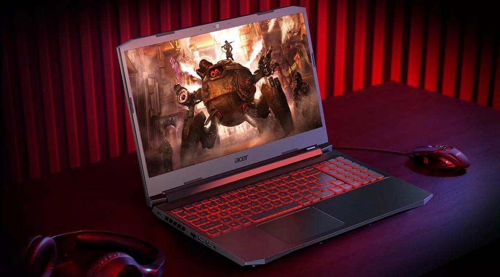 ACER Nitro 5 AN515-44 – Cel mai bun laptop de gaming