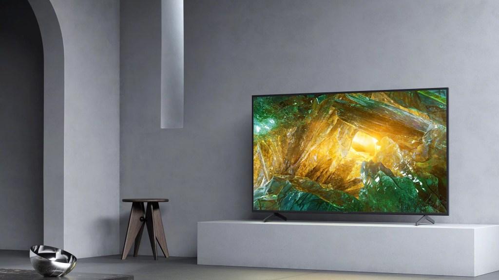 Sony 43X7055 cel mai bun televizor 4k