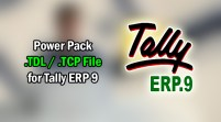 Powerpack Add-on TDL File for Tally ERP 9 (Powerpack.tcp .tdl)
