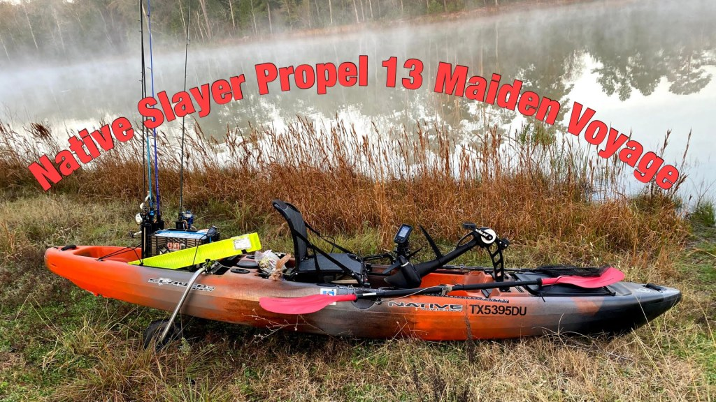 Native Slayer Propel 13 Maiden Voyage