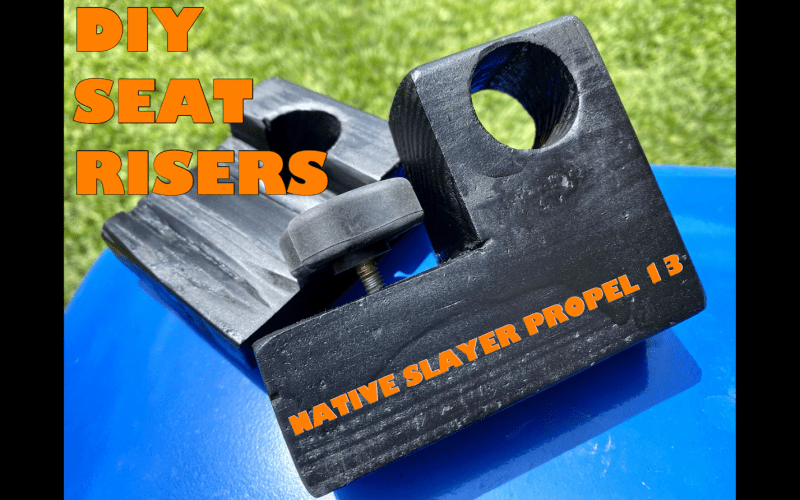 DIY Native Slayer Propel Seat Risers