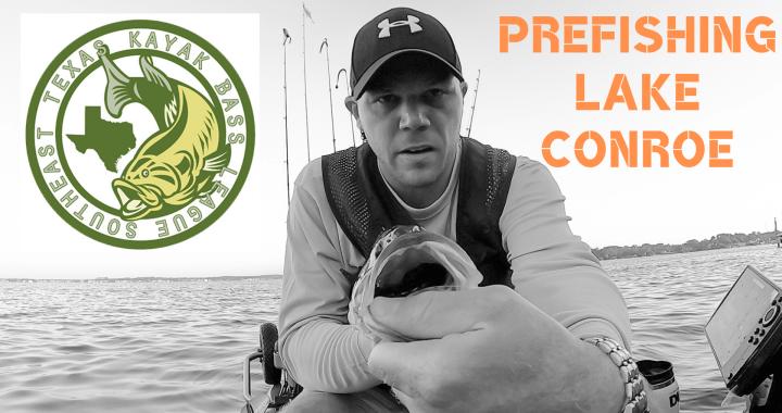 SETXKBL Lake Bastrop Prefishing with Austin and Ruben on …… Lake Conroe