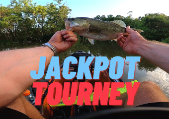 Lake Woodlands Weekly Jackpot Tournament