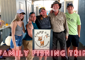 Galveston Bay Inshore Fishing (Family Charter Trip!)