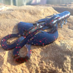 Black and Red Smash Craw