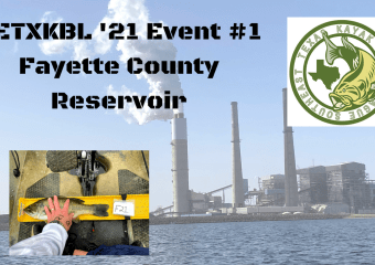 SETXKBL 2021 Event 1 Fayette County Reservoir