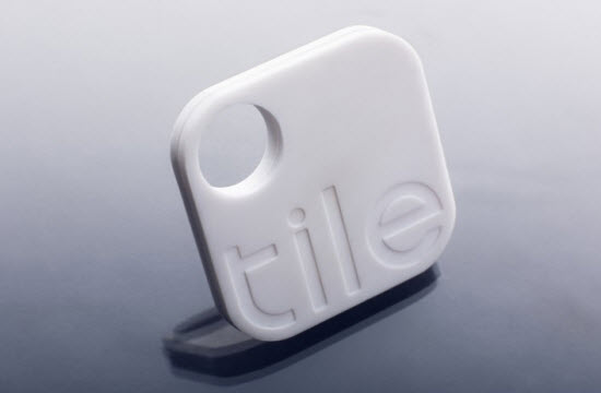 button trackr and keychain tile easy