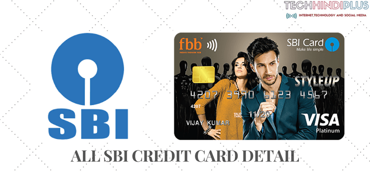 Sbi Credit Card – State Bank Of India Credit Card Information