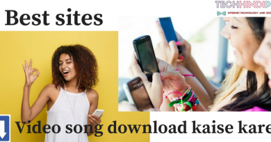 Video song download kaise kare