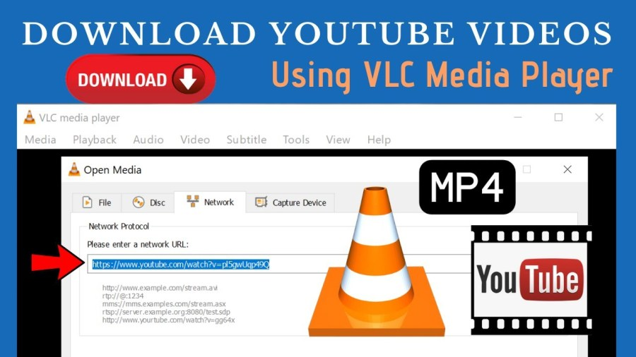YouTube video to mp4 format