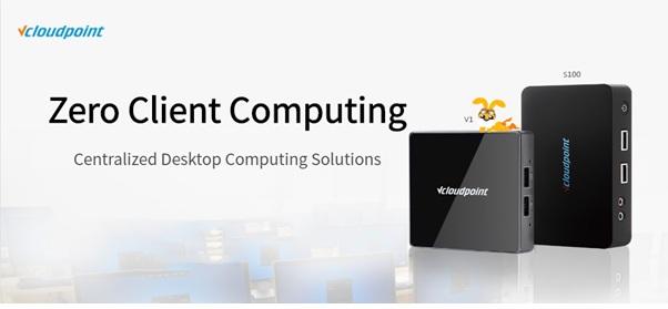 Zero Client Computing
