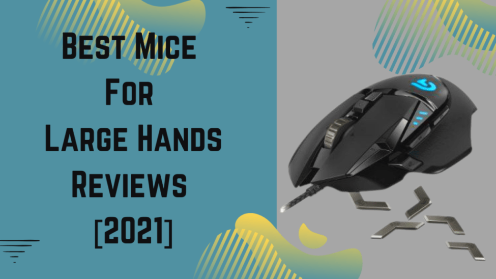 Best Mice For Large Hands