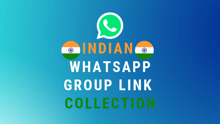 Read more about the article 100+ Indian Whatsapp Group Link Collection 2021