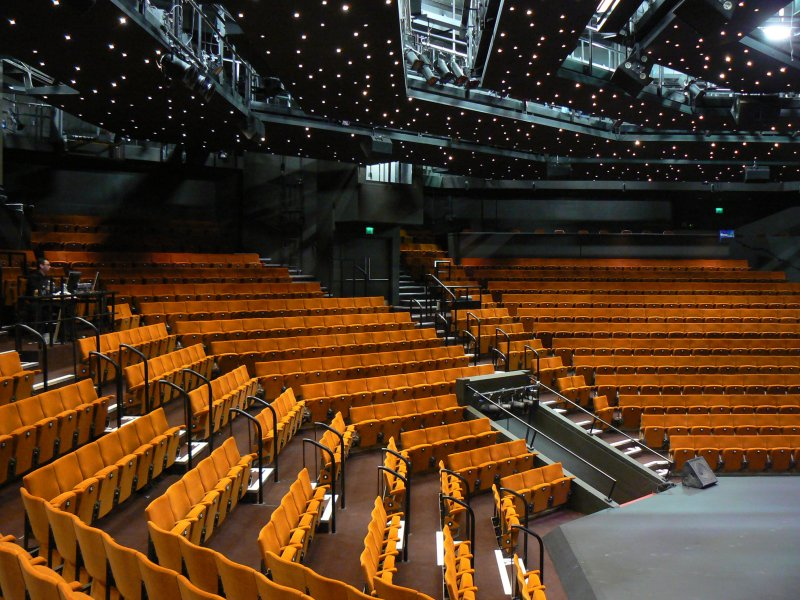 Theatreplan takes a bow at Crucible Theatre | Techie Talk