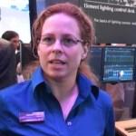 ETC Element at PLASA 09 (video)