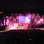wysiwyg on the Formula 1 Grand Prix Concerts in Abu Dhabi