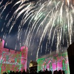 "Projection Studio Revisits Caerphilly Castle with ""Illuminata"" show"
