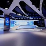 Robe SmartWhites for Al Jazeera London Studio