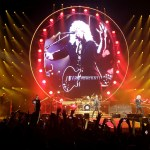 Queen + Adam Lambert Rock Out with Robe in Brazil