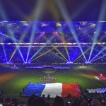 Over 230 Robe moving lights for new  Stadium Opening Spectacular in Lyon