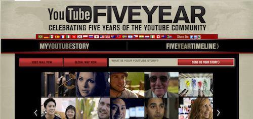 Celebrating 5 Years of The YouTube Community