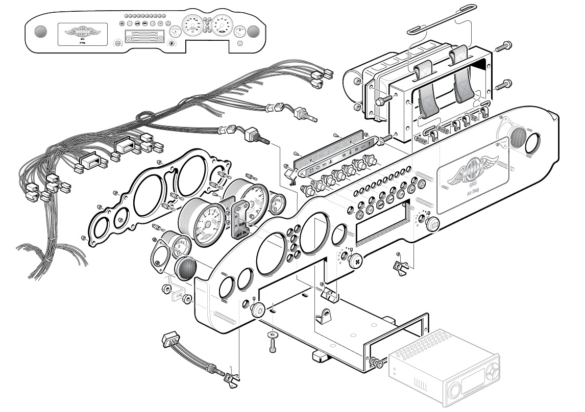 Exploded 3d Illustrations For Spare Parts Amp Build Manuals