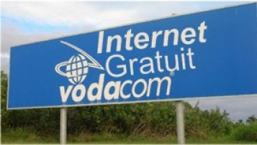 Panneau-Vodacom