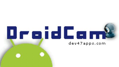 DroidCam sur PC